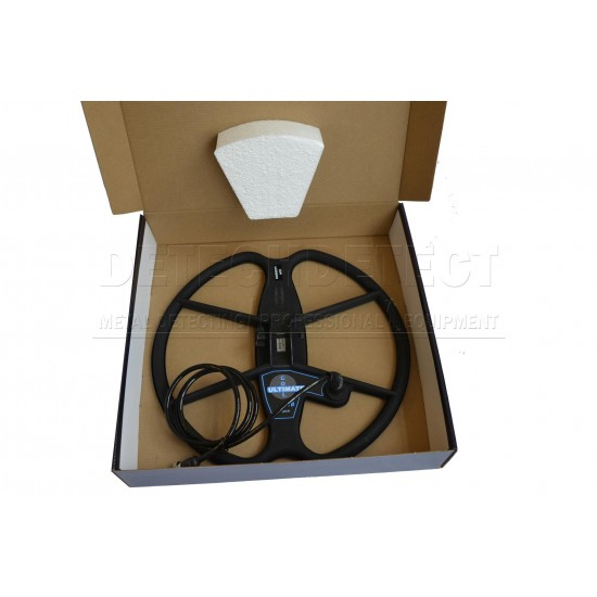 DETECH 13 Ultimate DD Search Coil For Garrett Ace Series 150/ 200/ 200i/ 250/ 300/ 300i/ 350/ 400/ 400i & Garrett Euro ACE Metal Detectors | Detech | 13 Ultimate DD