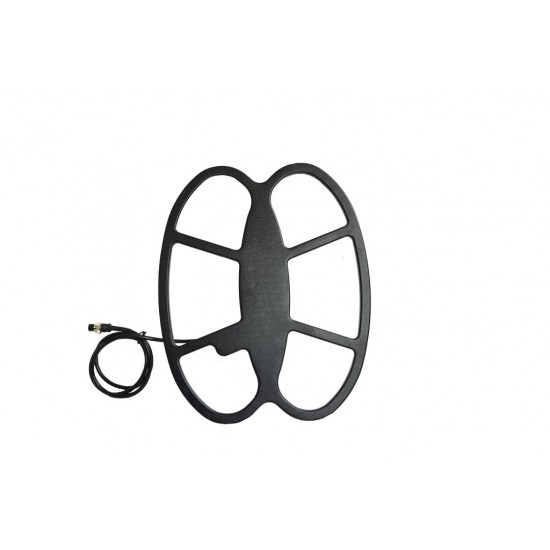 DETECH Search Coil 15×12″ SEF Butterfly DD Probe for Whites MX Sport and MX7 Metal Detector